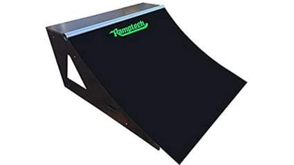 Ramptech 2' Tall x 4' Wide QUARTERPIPE Skateboard Ramp
