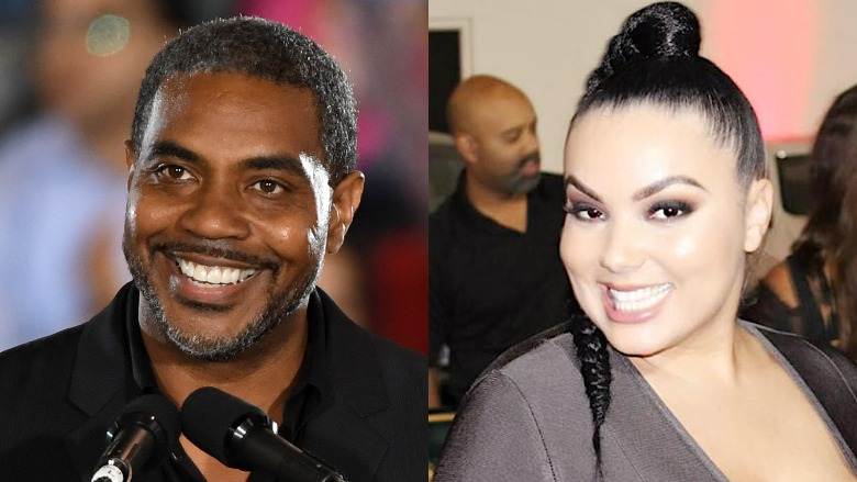 Steven Horsford and Gabriela Linder