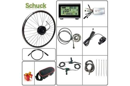best e-bike conversion kits