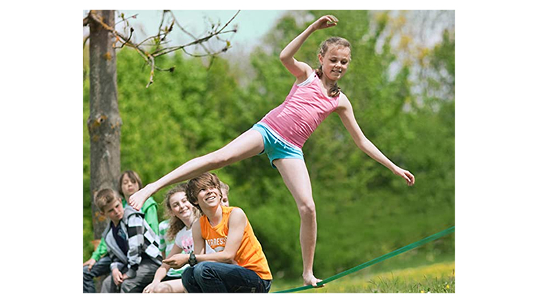 slackline for kids