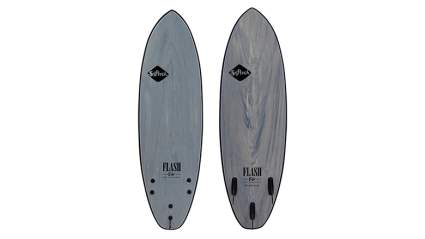 "Softech Flash Eric Geiselman FCS II 6'6"" Surfboard"