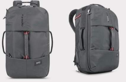 Solo New York Hybrid Backpack