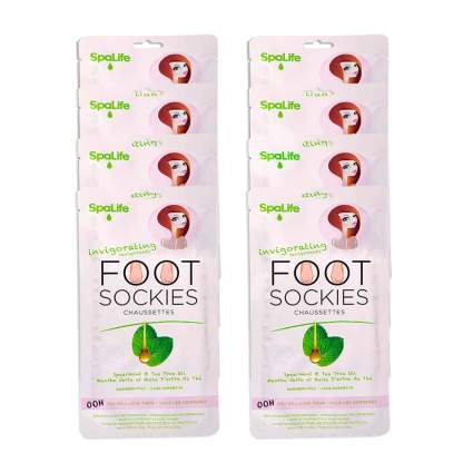 refreshing foot mask