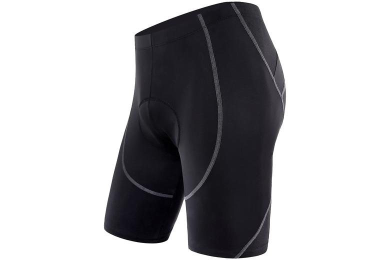 Men Cycling Shorts Quick Drying Sports Running Bike Riding Casual Shorts B0E6