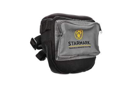 Starmark Triple Crown Pro Training Treat Pouch