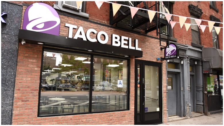 Taco Bell on Labor Day