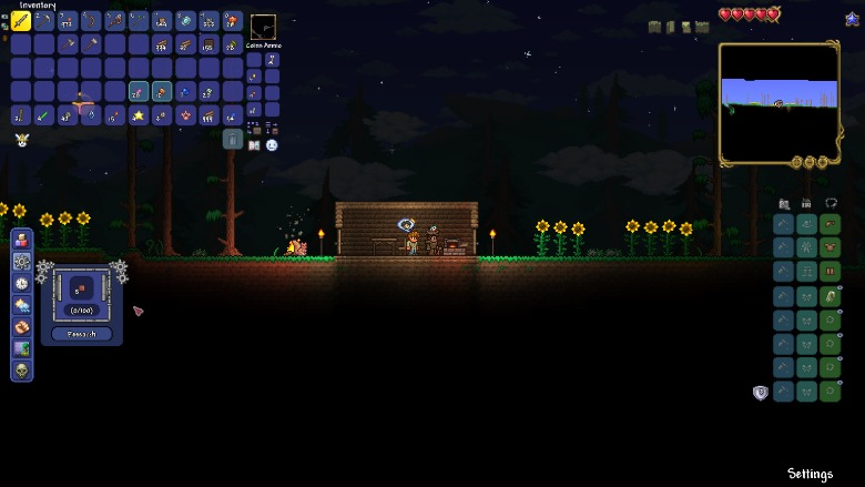 Terraria Journey S End 10 Tips Tricks You Need To Know Heavy Com The solar tablet can be crafted from solar tablet fragments which you find in the lihzard temple , enemies within the temple can drop parts and the simply get 8 of them and you can craft yourself a solar tablet and spawn the eclipse anywhere! terraria journey s end 10 tips