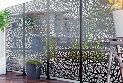 Veradek Web Decorative Panels with Stand