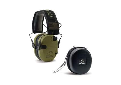 Walkers Razor Slim Electronic Shooting Hearing Protection Muff