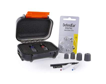 Westone DefendEar Digital Shooter Hearing Protection Ear Plugs