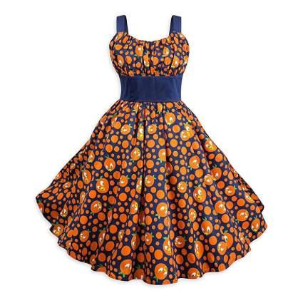 Wide skirted Disney dress