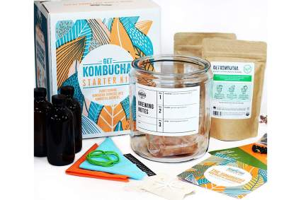 Kombucha brewing set