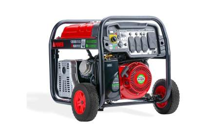 A-iPower 12,000-Watt Dual-Fuel Portable Generator