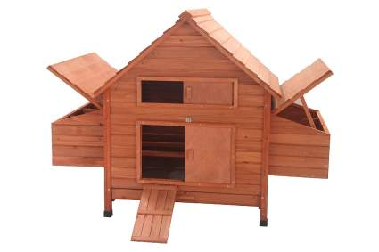 Aleko Wooden Chicken Coop