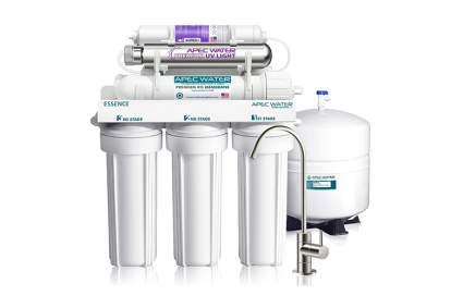 reverse osmosis uv water purifier