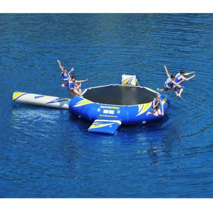 AQUAGLIDE Platinum Rebound Aquapark