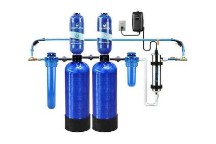 UV well water purifier