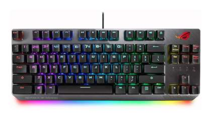 asus rog brown keyboard