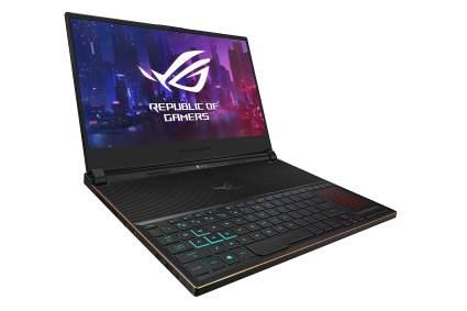 Asus ROG Zephyrus S RTX 2080 laptop