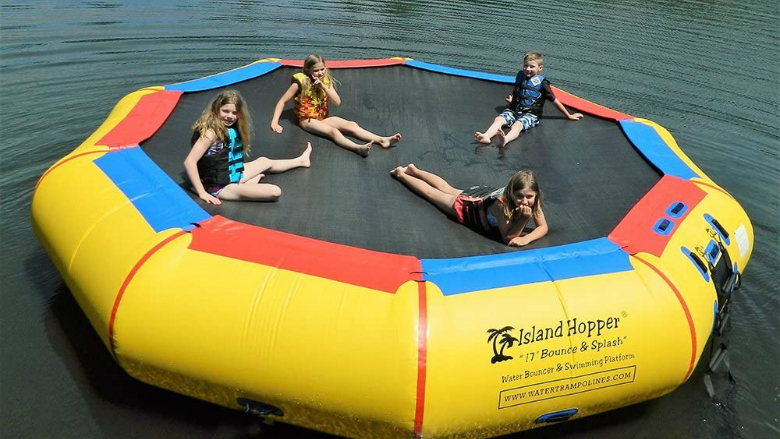 Best Water Trampolines