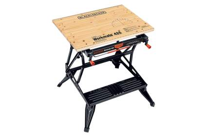 Black+Decker Workmate 425 Portable Workbench