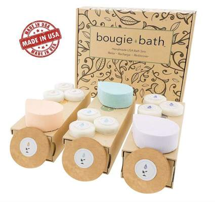 Bougie Bath Handmade Spa Gift Set