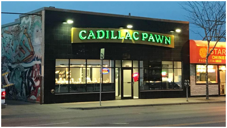 cadillac pawn shooting