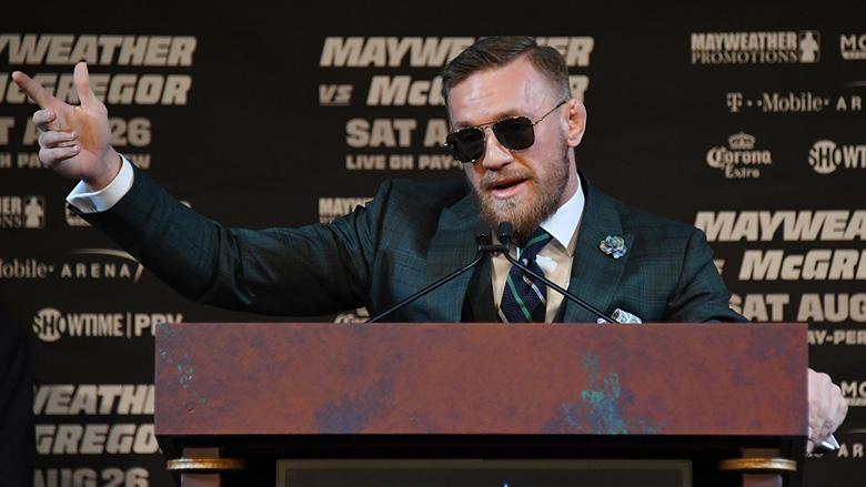 Conor McGregor 2017