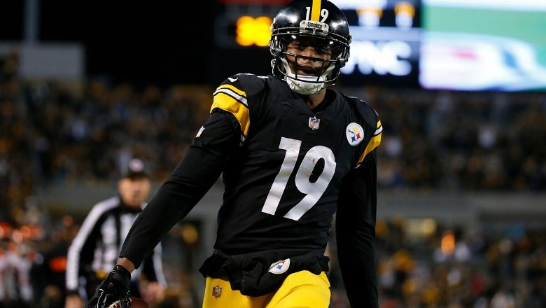 Could the New York Giants sign Steelers WR Juju Smith-Schuster in 2021?