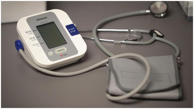 covid-19 high blood pressure