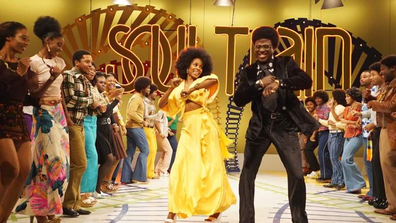 """Sinqua Walls as Don Cornelius from BET's """"American Soul"""" episode 204."""