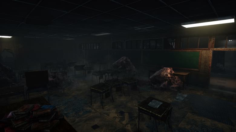 dead by daylight silent hill map