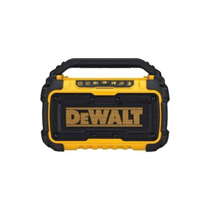 DeWalt DCR010 20V MAX Jobsite Bluetooth Speaker