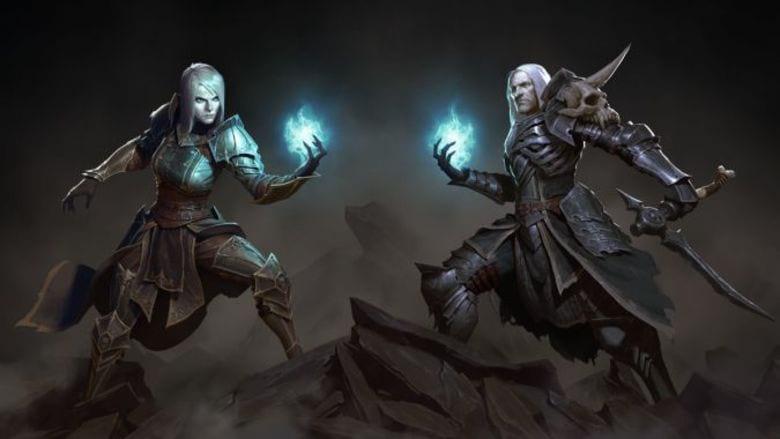 diablo 3 necromancer demon hunter ptr set