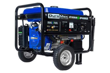 DuroMax XP4400EH Dual Fuel Portable Generator