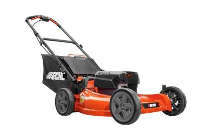 Echo 21 Inch 58 Volt Cordless Electric Lawn Mower