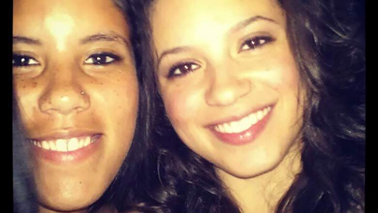 """Faith Hedgepeth and Karena Rosario in """"Who Killed the Co-Ed? An ID Murder Mystery"""""""
