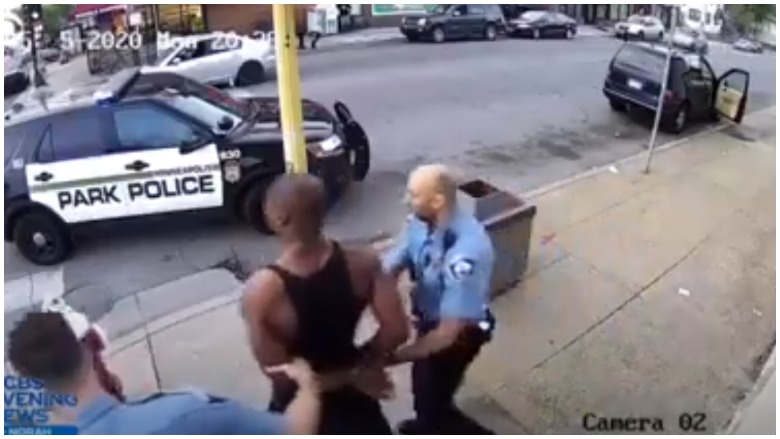 george floyd, george floyd not resisting arrest, george floyd restaurant video, george floyd resisting arrest, george floyd not resisting arrest