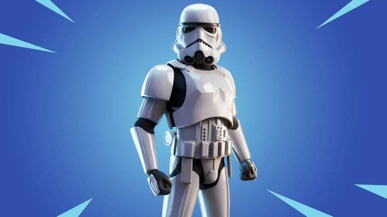 fortnite stormtrooper skin