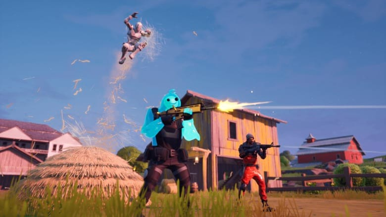 fortnite the orchard shanty town locations
