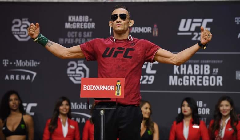 UFC 249 watch