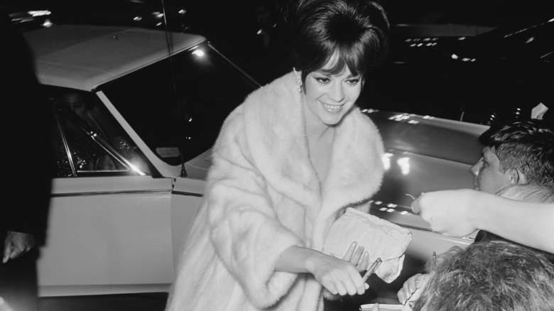 Natalie Wood Funeral