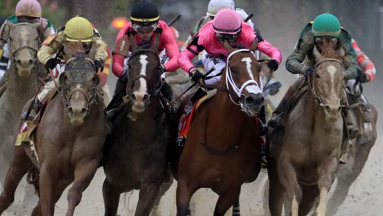 Kentucky Derby Postponed