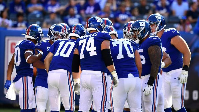 Giants o-line ranks among 10-most improved units in NFL