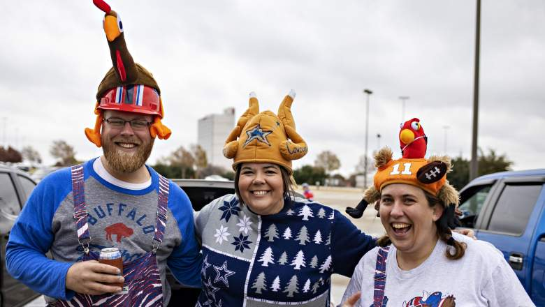 Cowboy Christmas 2020 Vacation NFL Thanksgiving & Christmas Day Game Schedule 2020   Heavy.com