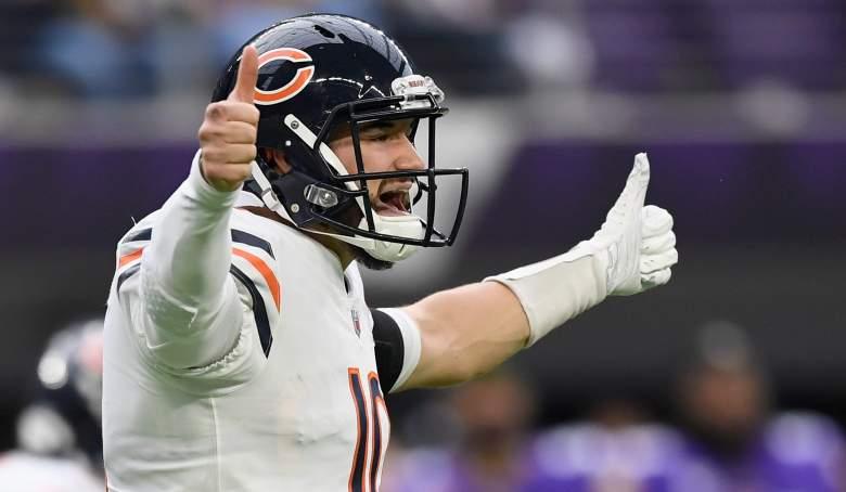 Chicago Bears QB Mitch Trubisky