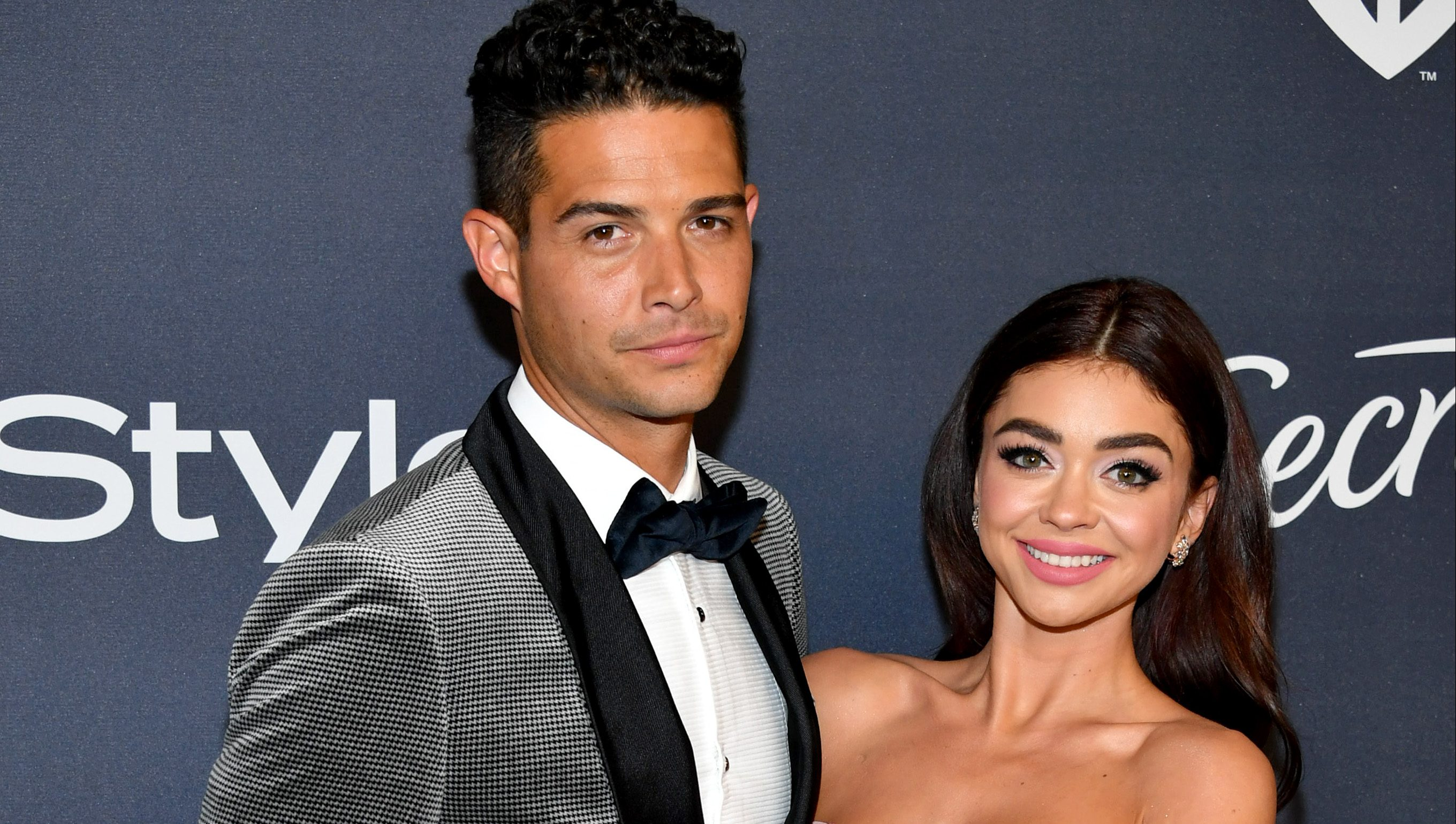 Are Sarah Hyland & Wells Adams Married Yet?