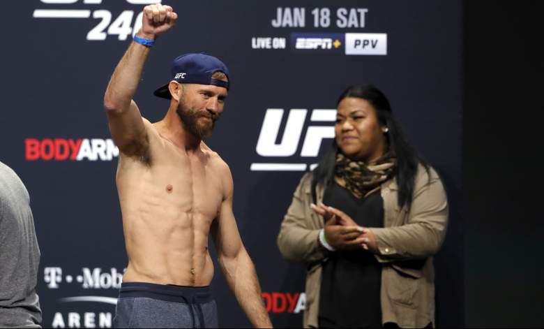 UFC 249 welterweight Cowboy Cerrone Anthony Pettis watch