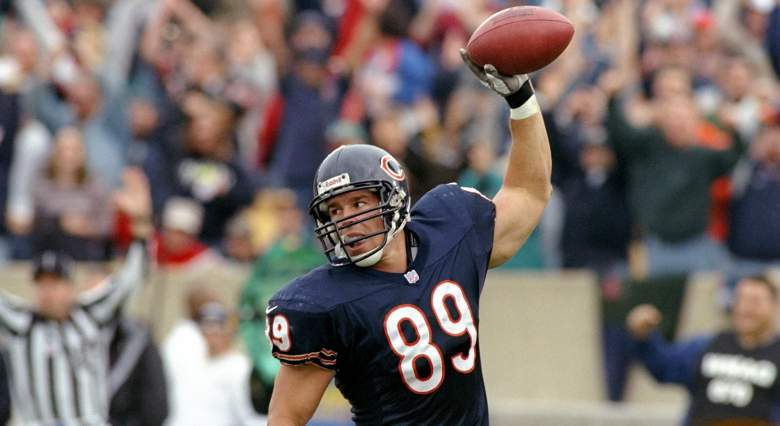 Former Chicago Bears TE Ryan Wetnight