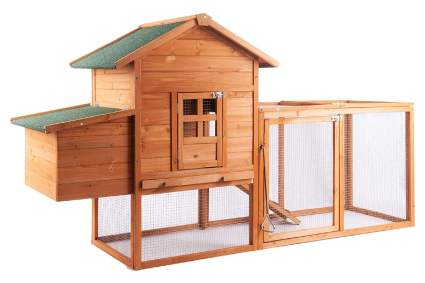 Gojooasis Wooden Chicken Coop